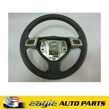 HOLDEN Astra AH7 ASTRA STEERING WHEEL CHARCOAL NEW GENUINE # 13234175
