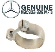 NEW Exhaust Clamp Genuine 000 490 12 41 For Mercedes C216 CL550 X218 CLS400 E350