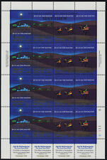 Marshall Islands 58e  BR Plate 21111 MNH Christmas