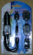 Caricabatterie AUTO per Sony,Ericsson,NOKIA,Motorola 6630 carica batterie