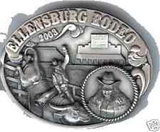 2003 Ellensburg Rodeo Commemorative Belt Buckle