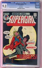 Adventure #405 CGC NM- 9.2 Monterey Supergirl