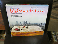Welcome to L.A. soundtrack LP Richard Baskin Keith Carradine EX