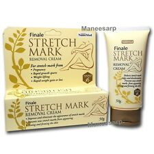 STRETCH MARK REMOVAL CREAM Reduces stretch mark ridges and discoloration 50gram