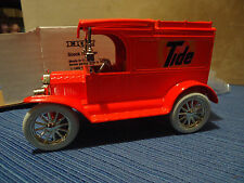 Tide Launday Detergent First One Made Rare 1913 Model T Van Rare Stock # 7509