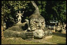 572018Freeform Statue Laos A4 Photo Print