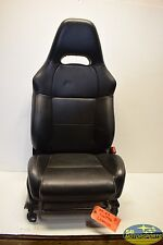 2006 2007 Subaru Impreza WRX Limited Black Leather Right RH Passenger Seat 06 07