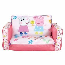 PEPPA PIG FLIP OUT INFLATABLE SOFA KIDS ROOM NEW 100% OFFICIAL