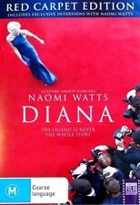 DIANA Red Carpet Edition New 2 Dvd NAOMI WATTS ***