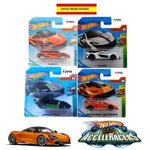 Hot Wheels Mclaren Lamborghini Huracan Countach IN Sua Blister Auto Miniature