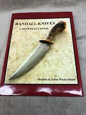 Randall Knives Reference Book
