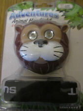 Child's LED Torch - 'Lion' Animal Headlight ***XMAS STOCKING FILLER ***
