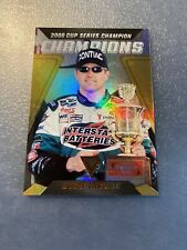 2018 Victory Lane Racing Champions GOLD Insert Card BOBBY LABONTE 32/99