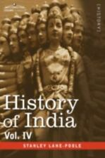 History of India : Mediaeval India from the Mohammedan Conquest to the Reign...
