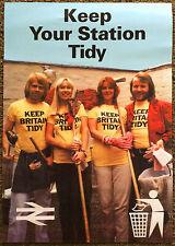 Poster für Musikfans von ABBA