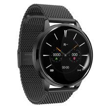 Reloj Inteligente Impermeable GPS Ritmo Cardíaco Monitor de presión arterial para iOS Android