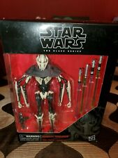 "Hasbro Star Wars Black Series 6"" General Grievous"