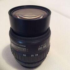 PENTAX F 28-80mm F3.5-4.5 AUTOFOCUS ZOOM LENS