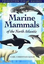 Marine Mammals of the North Atlantic (Princeton Field Guides)-ExLibrary