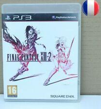 Final Fantasy 13-2, XIII-2, PS3, Playstation 3, Notice incluse Français