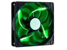 CoolerMaster SickleFlow 120mm Silent Case LED Verde PC Ventilador de refrigeración