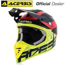 Acerbis Helm Profile 3.0 Blackmamba MX Moto-Cross Offroad Schwarz/Gelb Fluo XL