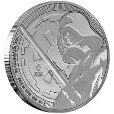 Niue - 2 Dollar 2018 - Darth Vader™ - Star Wars™ - 1 Oz Silber ST