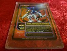 Digimon CCG Promo Card DMP-003 MaloMyotismon Holographic