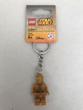 LEGO STAR WARS MINIFIGURE KEY CHAIN - C-3PO - NEW WITH TAGS - 2015