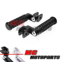 CNC Adjustable Riser Foot Pegs For Ducati SportClassic Sport 1000 06-2009 07 08