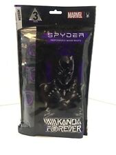SPYDER Black Panther MARVEL WAKANDA FOREVER UNDERWEAR SPORT BOXER BRIEFS MENS M