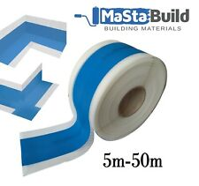 5m-100m MASTA BUILD I Wet Room Shower Bathroom Waterproof Tanking Tape 12cm wide