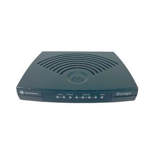 Motorola VT2442-VD Broadband Router + Voice Gateway VoIP Vonage S02