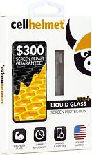 CELLHELMET Liquid Glass Pro+ Screen Protector | $300 Screen Repair Guarantee