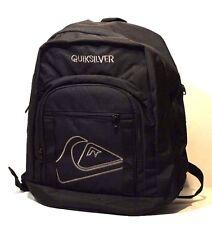 QuickSilver Backpack New Deal, Color Black (KVJ0), Style 7153040302
