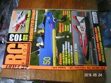 2µ?§ Revue RC Pilot n°103 Plan encarté  Sonerai 1 / MDM-1 Fox YAK 54 Scimitar