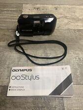 Olympus Stylus Quartz 35mm point & shoot film camera