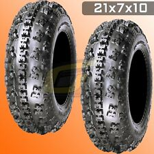 (2) 21x7x10 GPS Gravity 48 ATV Tires BLOW OUT SALE 21 7 10
