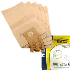 5 x GD Dust Bags for Nilfisk GDP2000 CDF2040 HDS1005 818460.00 Vacuum Cleaner