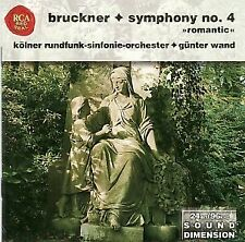 "Anton Bruckner - Symphony no. 4 ""Romantic"" - CD -"