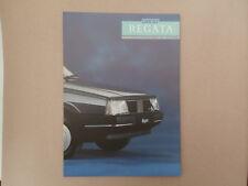 Fiat  Regata brochure 1988.Mint