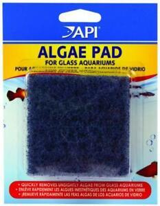 API Doc Wellfish's Hand Held Algae Pad Glass Aquariums   Free Shipping