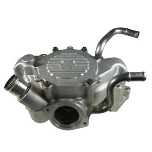 NEW HD WATER PUMP FITS BUICK COMMERCIAL CHASSIS 5.7L 1994 1995 1996 12523502