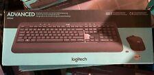 Logitech MK540 Advanced - Keyboard and mouse set