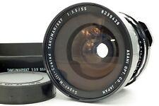 【Near MINT】 Pentax SMC Takumar 55mm f3.5 Lens w/ Hood for 6x7 67 67II From JAPAN
