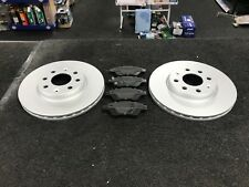 FIAT PUNTO GRAND  1.0 1.2 1.4 1.3 1.4 JTDM 2006 ON FRONT DISCS & BRAKE PADS