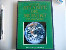 Grande Atlante del Mondo De Agostini - Istituto Geografico De Agostini - 1995