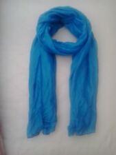 Pañuelo de mujer azul