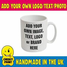 More details for company business logo branded promotional gift printed mug,- best value on ebay