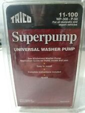 Windshield Washer Pump Trico 11-100